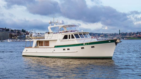 Alaskan 64' Pilothouse