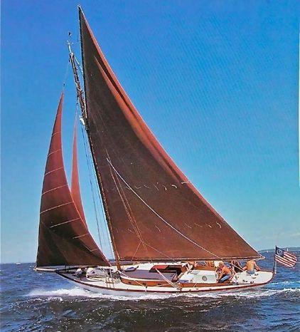 1932 JOHN G ALDEN Sloop-Cutter