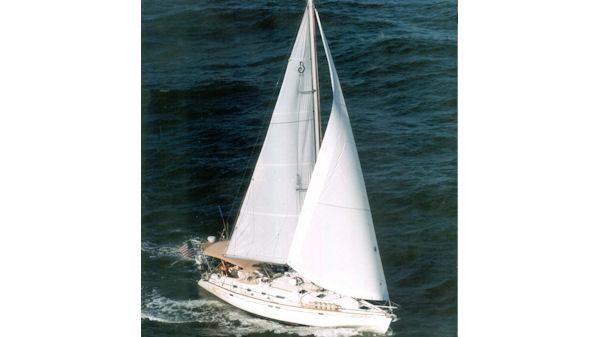 Beneteau Oceanis 46 Manufacturer Provided Image: Beneteau Oceanis 46