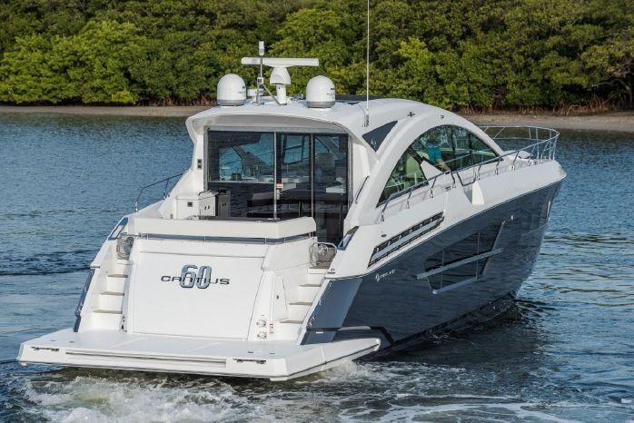 2016 Cruisers Yachts Brokerage Buy