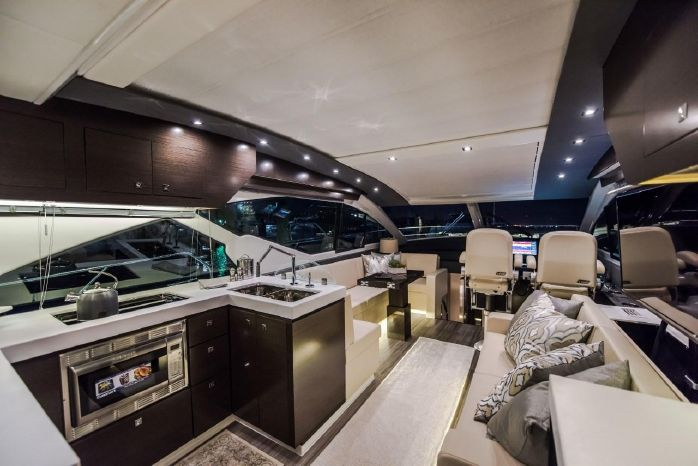 2016 Cruisers Yachts Brokerage Purchase
