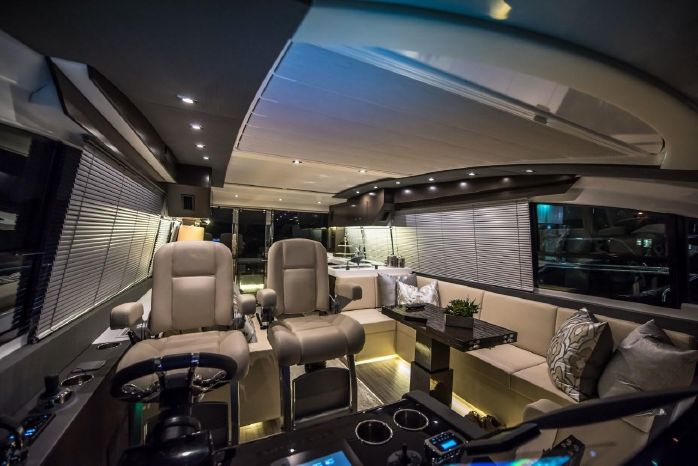 2016 Cruisers Yachts Purchase New England
