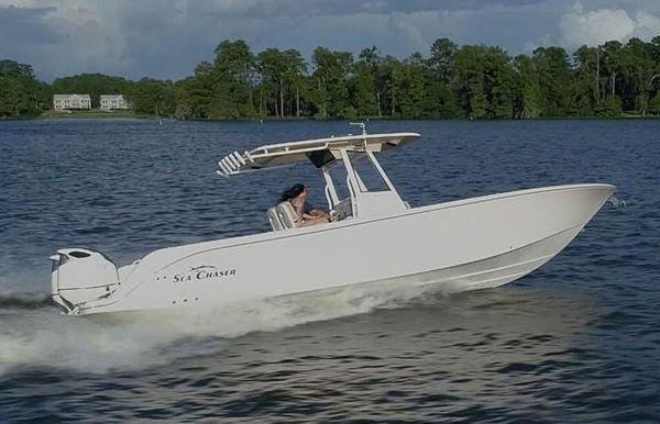 2020 Sea Chaser 35 HFC CC