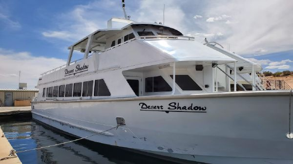 Custom Tour Boat