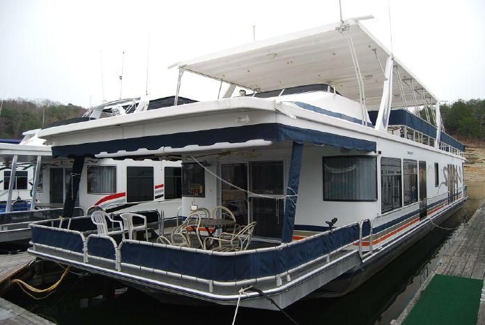 2000 Sumerset Houseboat 18 X 85