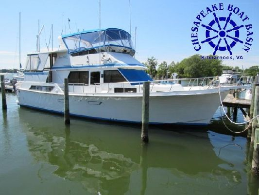 Present Yachts Sundeck 46 - main image