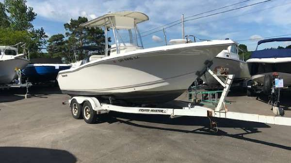Used Tidewater 216CC Adventure Boats For Sale - Port Clinton, OH