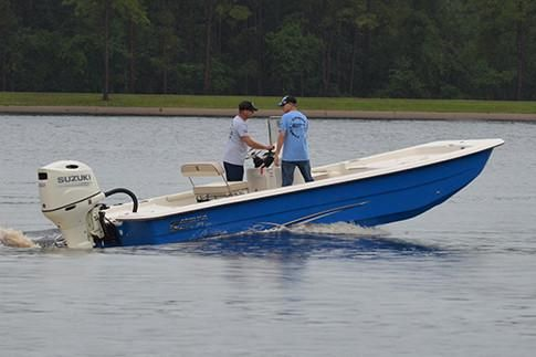 2020 Carolina Skiff 21 SWS