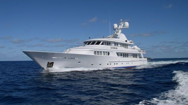 Feadship Motor Yacht Photo 1