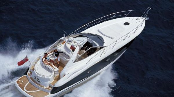 Sunseeker Portofino 46 Manufacturer Provided Image: Running