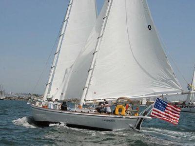 1960 Custom<span>Block Island Boat</span>