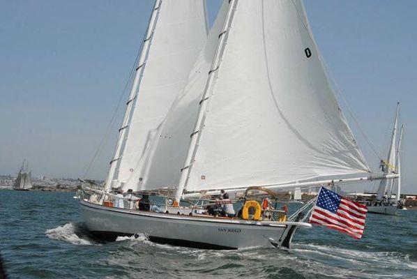 Custom Block Island Boat - main image