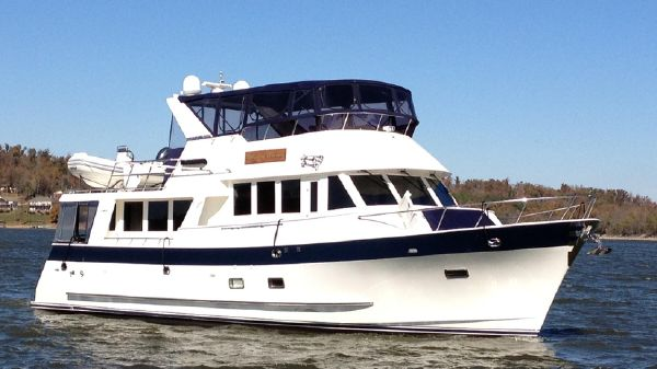 Alaskan 56 Raised Pilothouse