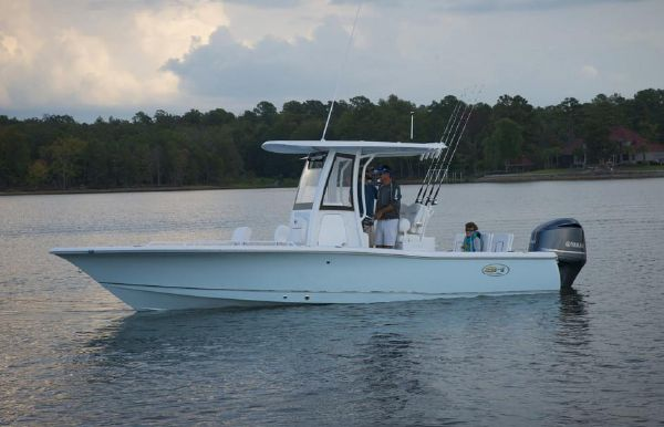 2018 Sea Hunt BX 25 FS