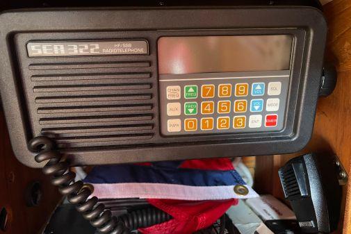 Chuck Paine Intrepid 40 Center Cockpit image