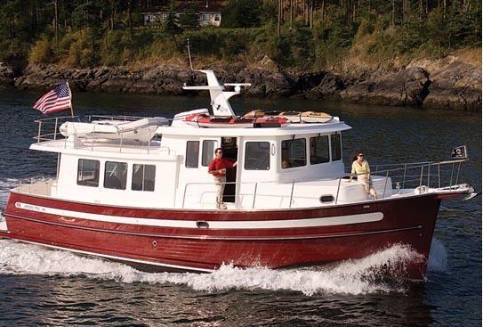2017 Nordic Tugs 49