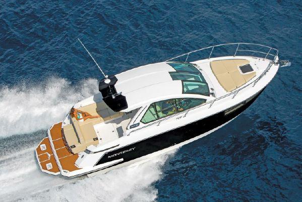 Monterey 360 Sport Coupe - main image