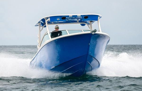 2020 Sea Chaser 27 HFC DC