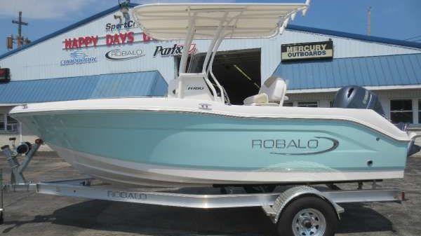 Robalo R180 CC