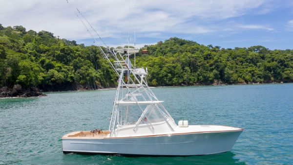 Tides 34' Custom Gamefisherman