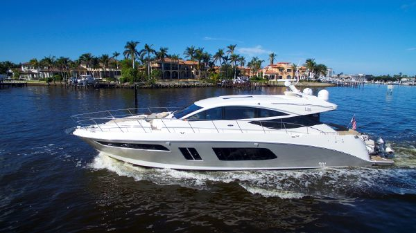 Sea Ray L 650 Express