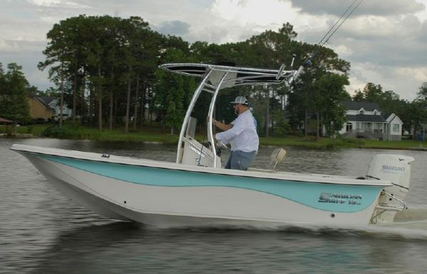 2020 Carolina Skiff 19 LS