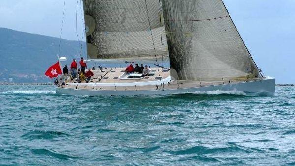 MARTENS YACHT NZ 66' OCEAN FAST CRUISER MARTENS YACHT NZ 66' OCEAN FAST CRUISER