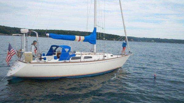 Sabre 36 Sloop (Hull#1)
