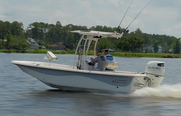 2020 Carolina Skiff 21 LS