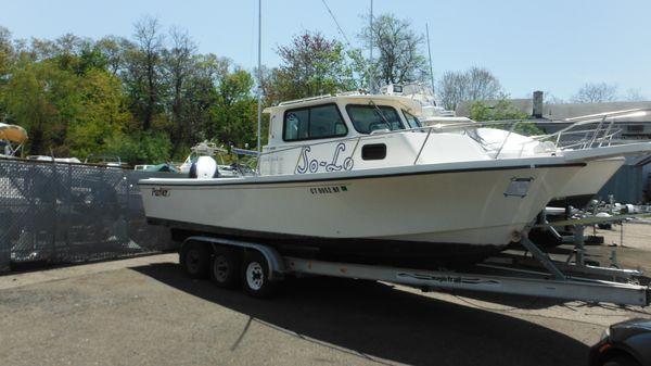 Parker Boats For Sale - Hitchcock Landmark Marine in United