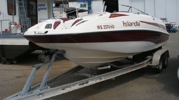 Used Bombardier Sea Doo Islandia Power Boats For Sale