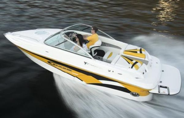 2018 Campion Chase 600i Sport Cabin