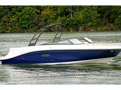 2018 Sea Ray<span>SPX 230</span>