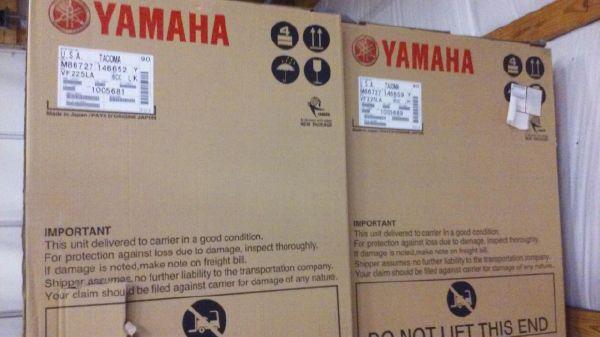 Yamaha Outboards VF 225 LA