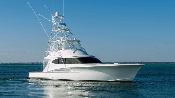 Caison 58' SPORTFISH Starboard Profile