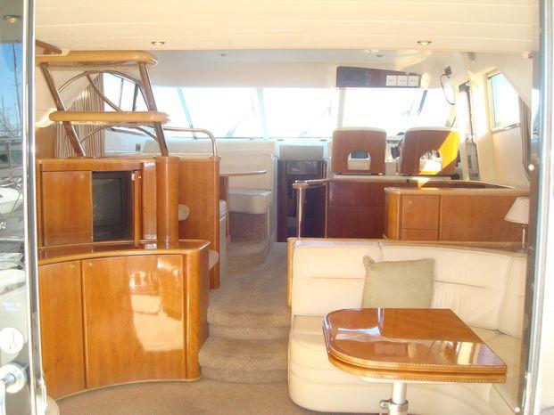 1999 Princess Viking Sport Cruisers BoatsalesListing Maine
