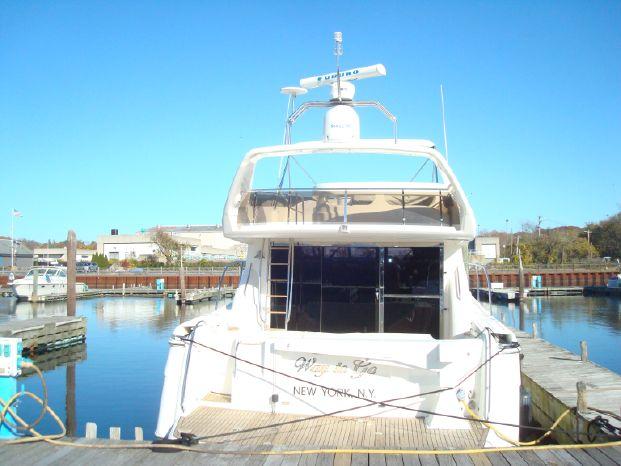 1999 Princess Viking Sport Cruisers Flybridge