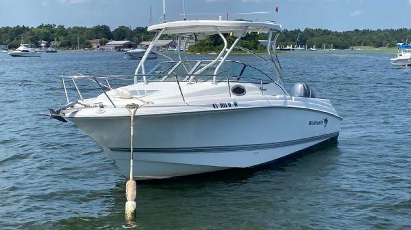 Wellcraft Coastal 252