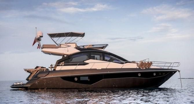 Cranchi 60 Flybridge - main image