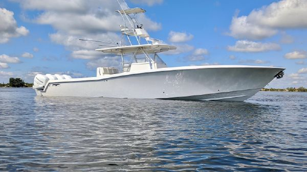 Invincible 42' open fisherman