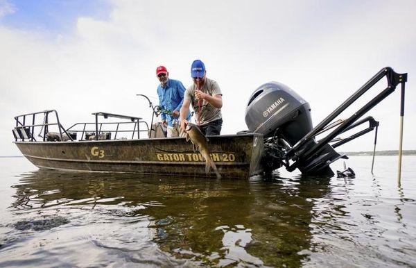 2019 G3 Gator Tough 20 Bow Fish