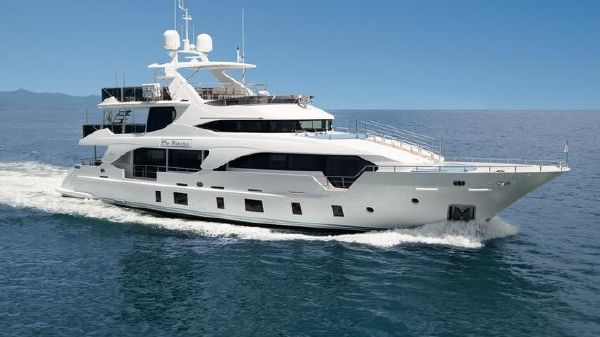 Benetti Supreme Tradition 108' M/Y My Paradis