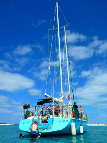 1996 Treworgy Steel Passenger Schooner - USCG Certified for 42 Day Pass   19 Pass Overnight For Sale Sell