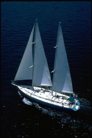 1996 Treworgy Steel Passenger Schooner - USCG Certified for 42 Day Pass   19 Pass Overnight For Sale Massachusetts
