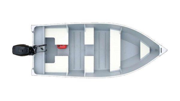 Lund SSV-18 Fishboat B10387