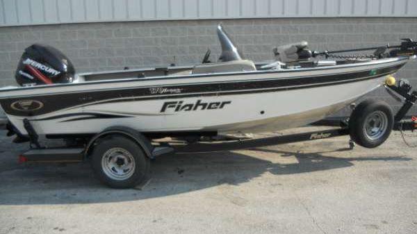 Fisher 170 pro avenger