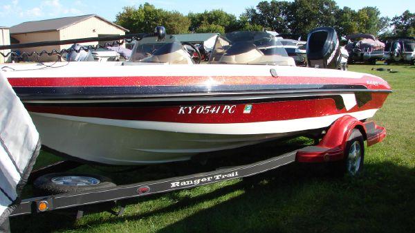 Ranger 1860 Angler