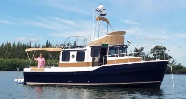 Ranger Tug 31 CB