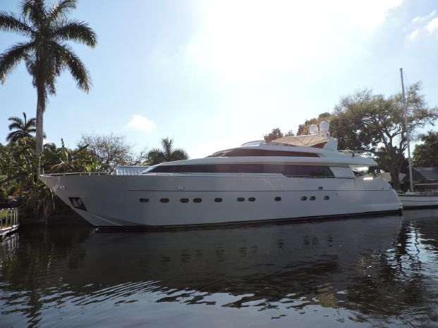 2002 San Lorenzo 88 Purchase Broker