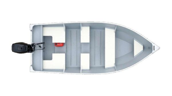 Lund SSV-18 Fishboat B10386
